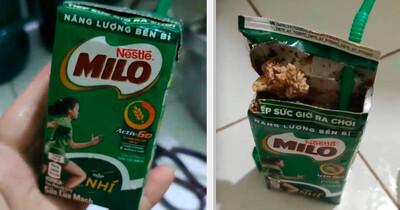 Liên tục dính 'lùm xùm', chất lượng sản phẩm sữa Nestlé Milo thế nào?