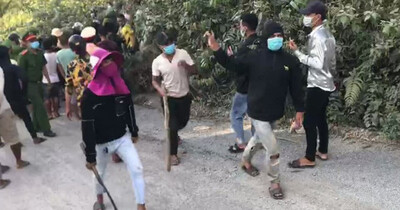5 chiến sĩ công an bị thương khi bảo vệ xe chở thiết bị điện gió: Khởi tố vụ án
