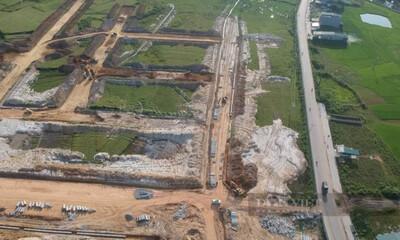 Phú Thọ: Dự án nghìn tỷ bị tố thi công 'chui'