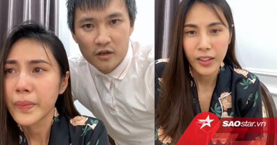 Bị nữ CEO Đại Nam 'réo tên' liên hoàn, Thủy Tiên khóc nức nở, lên tiếng phân trần