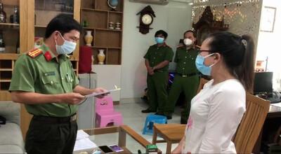 An Giang: Liên quan đến trùm buôn lậu Mười Tường, khởi tố, khám xét nhà chủ tiệm vàng tại TP Hồ Chí Minh