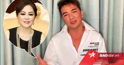 Đàm Vĩnh Hưng vừa tuyên bố nhờ pháp luật vào cuộc, nữ CEO Đại Nam lên tiếng: 'Cứ đi kiện, tôi đang chờ'