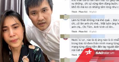 Vợ chồng Thủy Tiên quyết làm cho ra chuyện khi bị nữ CEO Đại Nam 'réo gọi', netizen nói gì?