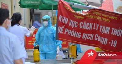 Sáng 29/8: Hà Nội ghi nhận 33 ca dương tính mới với SARS-CoV-2, riêng Thanh Xuân 25 ca