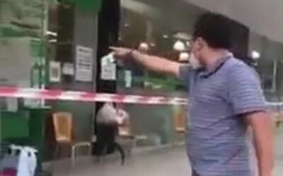 Người đàn ông tự xưng 'Tui là ban chỉ đạo quận 7', gây rối ở siêu thị Aeon không nằm trong ban chỉ đạo phòng chống dịch