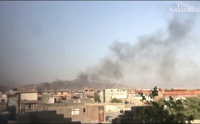 [NÓNG] Rocket ào ào nã xuống sân bay Kabul 48h trước hạn chót, Mỹ phòng thủ gấp