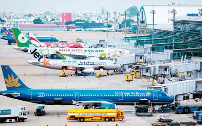 Yêu cầu các hãng hàng không dừng mở bán vé đường bay nội địa