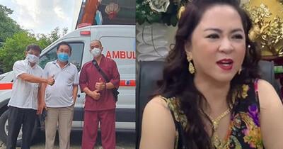 Ông Đoàn Ngọc Hải bị Phương Hằng hiểu lầm chuyện xin bình Oxy cứu trợ, trưởng nhóm từ thiện Nhất Tâm lên tiếng minh oan