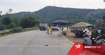 Truy tìm tài xế ô tô liên quan đến vụ tai nạn khiến 1 người tử vong ở Hòa Bình