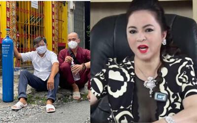 Ông Đoàn Ngọc Hải lên tiếng sau khi bị bà Phương Hằng 'cấm cửa' vì chuyện oxy miễn phí
