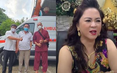 Sau khi minh oan cho ông Đoàn Ngọc Hải, nhóm từ thiện Nhất Tâm tiếp tục gửi tâm thư tới vợ chồng đại gia Phương Hằng