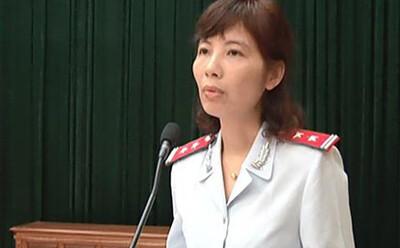Nữ Trưởng đoàn Thanh tra Bộ Xây dựng 'vòi tiền doanh nghiệp ở Vĩnh Phúc' bị đề nghị 15-16 năm tù