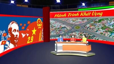 Khi hàng nghìn người Bình Phước được khích lệ qua talkshow về Tết độc lập