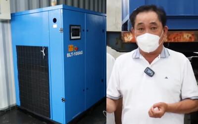 7 nhà máy oxy mini đã về đến Việt Nam, ông Huỳnh Uy Dũng: Sáng kiến này tôi thiết kế phục vụ cho khắp mọi miền đất nước