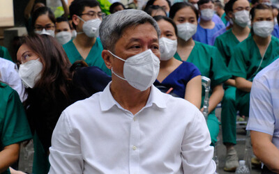 Thứ trưởng Bộ Y tế kêu gọi người dân TP.HCM tự test nhanh COVID-19 hỗ trợ chống dịch