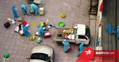 Trưa 6/9, Hà Nội ghi nhận 38 ca dương tính mới với SARS-CoV-2, riêng Thanh Xuân 20 ca