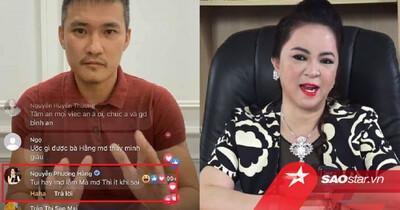 CEO Đại Nam vào xem livestream của Công Vinh, còn để lại bình luận?