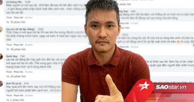 Netizen nói gì khi Công Vinh livestream thách thức CEO Đại Nam lúc nửa đêm?