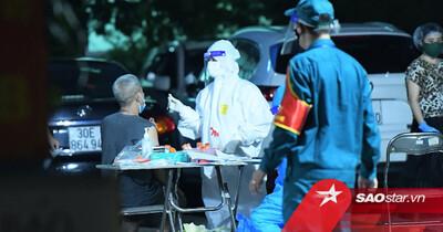Hà Nội: Hoả tốc xét nghiệm 100% người dân trên địa bàn từ ngày 6-12/9