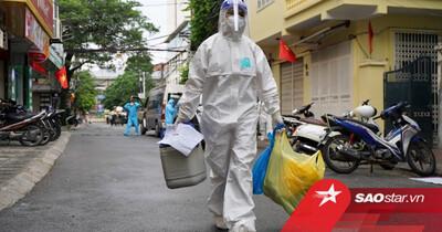 Trưa 8/9: Hà Nội thêm 35 ca dương tính mới với SARS-CoV-2, trong đó 7 ca cộng đồng