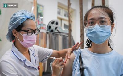 Chủ tịch Hà Nội: Tiêm vaccine Covid-19 mũi 1 cho toàn bộ người dân từ 18 tuổi trở lên đến ngày 15/9