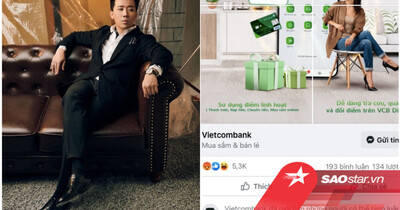 Fanpage bị 'tấn công' khi Trấn Thành công khai 1.000 tờ sao kê: Vietcombank không có nghĩa vụ giải trình