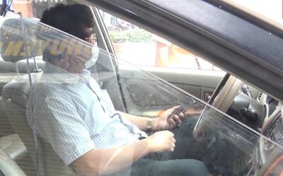 Xác minh vụ Thanh tra Sở không có giấy đi đường, 'cố thủ' trong xe cả tiếng