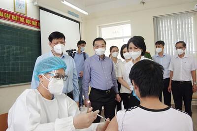 Chủ tịch Hà Nội nêu 3 điều kiện làm cơ sở xem xét nới lỏng giãn cách xã hội