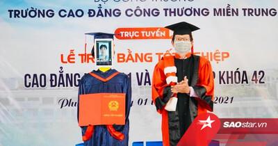 Một trường tại Việt Nam dùng robot để thay thế sinh viên nhận bằng tốt nghiệp