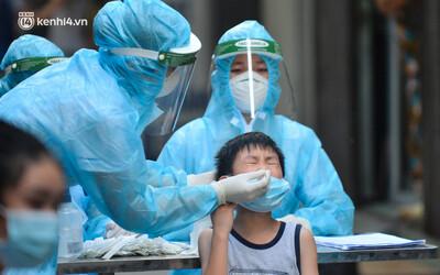 Hà Nội yêu cầu rà soát việc xét nghiệm cho trẻ em nhỏ tuổi, không để dư luận bức xúc