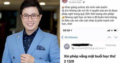 MC VTV mỉa mai sinh viên 'nghỉ học có làm em đỡ buồn hơn không' lên tiếng xin lỗi nhưng vẫn gây phẫn nộ vì lý do này