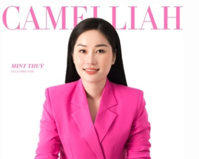 Doanh nhân Nguyễn Trinh Minh Thuỳ - Câu chuyện thành công và những thành tựu đạt được cùng Camellia H Cosmetics