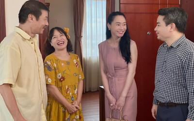 Hương vị tình thân: Lộ cảnh bà Xuân đến nhà cũ của Nam gặp ông Sinh