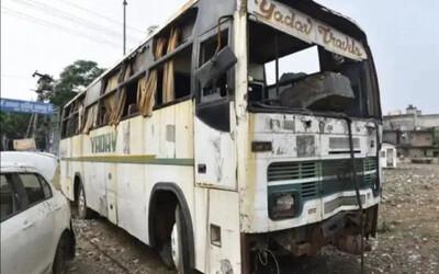 Người phụ nữ bị cưỡng hiếp, tra tấn bằng thanh sắt đến tử vong trên xe bus giữa ban ngày gây chấn động dư luận