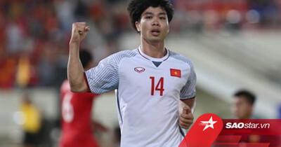 Danh sách tuyển Việt Nam đấu Trung Quốc: Bất ngờ với Đình Trọng và Thành Chung, tin vui với Công Phượng