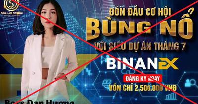 Hệ thống siêu lừa đảo BINANEX, POCINEX hoạt động như thế nào?