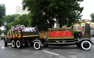 Tổ chức trọng thể Lễ viếng, truy điệu Đại tướng Phùng Quang Thanh