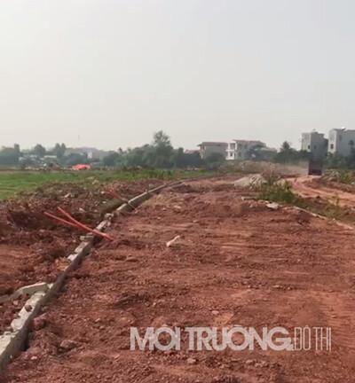 Bắc Giang: Dự án Khu đô thị mới Mỹ Độ chưa đủ điều kiện bán hàng