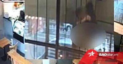 Hành động phản cảm ngay trong nhà hàng, cặp đôi hứng 'bão' chỉ trích