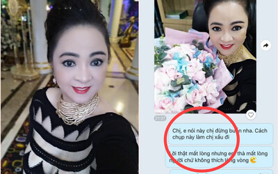 Xôn xao tin nhắn của 'cậu IT' Nhâm Hoàng Khang với nữ CEO Đại Nam hồi còn thân nhau: 'Em nói này chị đừng buồn nha...'