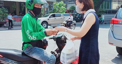 Sở GTVT Hà Nội đề xuất cho shipper hoạt động trở lại ở 'vùng xanh'