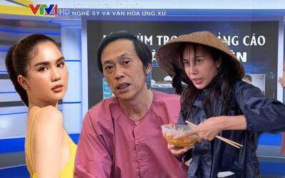 NS Hoài Linh, Thuỷ Tiên và loạt sao bị VTV gọi tên trong phóng sự 'Nghệ sỹ và văn hóa ứng xử', để ngỏ chuyện cấm sóng