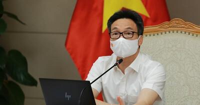Phó Thủ tướng yêu cầu hoàn thiện hồ sơ xem xét cấp phép khẩn cấp vaccine Nano Covax