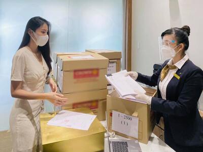 Thực hư phía CEO Đại Nam tung ra điểm bất thường trong sao kê Thủy Tiên?