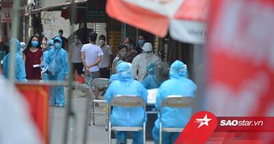Trưa 18/9: Hà Nội xuất hiện chùm 6 ca bệnh mới chưa rõ nguồn lây tại Long Biên