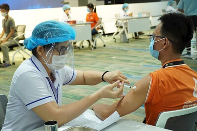 25 tỉnh thành được phân bổ 8 triệu liều vaccine Vero Cell