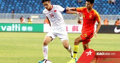 Hé lộ giờ thi đấu trận tuyển Việt Nam gặp Trung Quốc ở vòng loại World Cup 2022