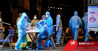 Hà Nội thêm 2 ca dương tính SARS-CoV-2 tại Thanh Trì và Hoàng Mai