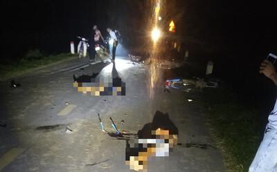 Danh tính 5 thanh niên tử vong trong vụ tai nạn thảm khốc đêm Trung Thu