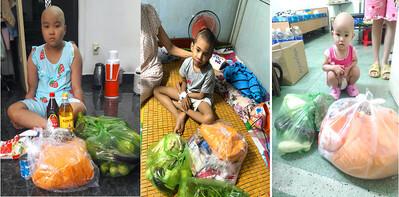 Từ Úc, người Việt mê sen đá cùng góp tiền giúp bệnh nhân ung thư và đồng bào vùng dịch